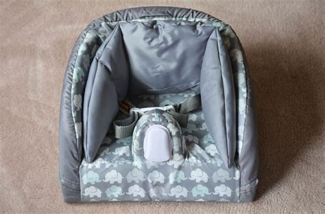 Boppy Baby Chair Green Marbles by Summer Travel Essentials For Baby From Boppy