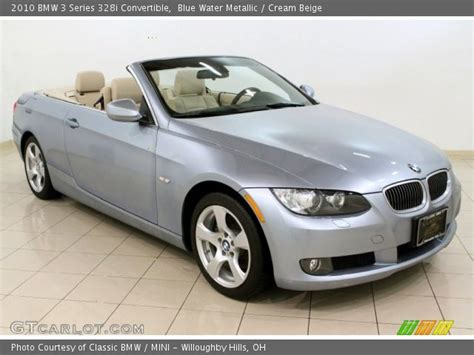 2010 Bmw 328i Convertible by Blue Water Metallic 2010 Bmw 3 Series 328i Convertible