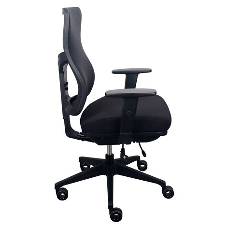Tempurpedic Desk Chair by Tempur Pedic High Back Executive Office Chair With Arms