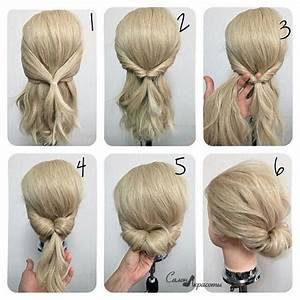 Chignon Hair Nutrients Pinterest Hair Style Makeup