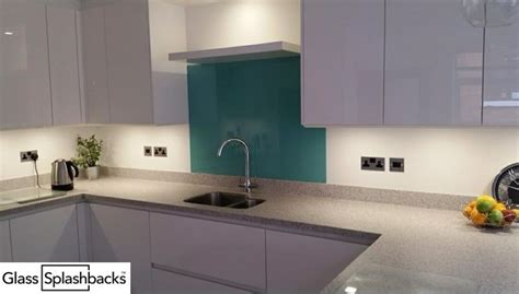 sink kitchen duck egg glass splashback not limited to cookers