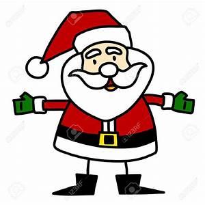 cartoon santa - Google Search | Christmas Decorations ...