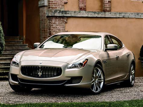 2017 Maserati Quattroporte S Overview & Price