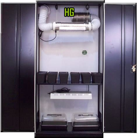 grow cabinets for sale prolarge stealth grow cabinet complete package
