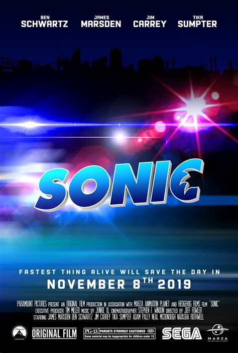 fan  poster   upcoming sonic  hope