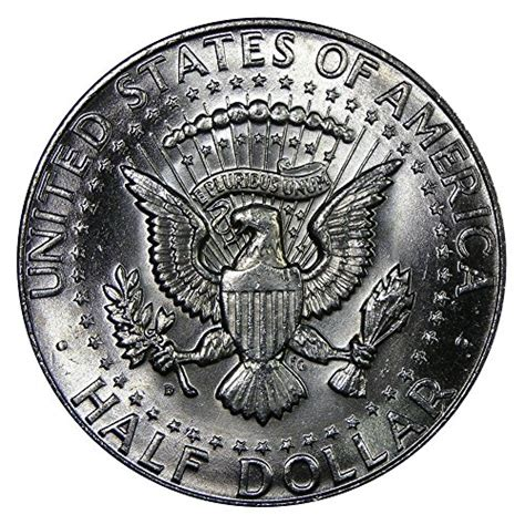 1964 half dollar silver value 1964 kennedy silver half dollar brilliant uncirculated at amazon s collectible coins store