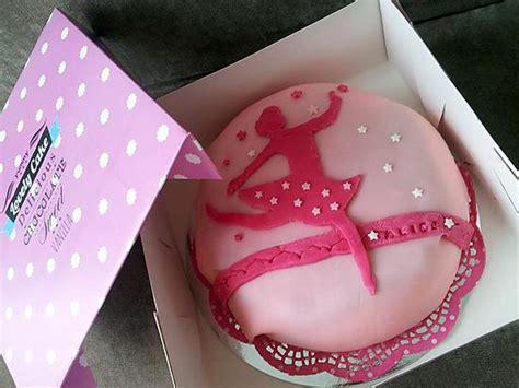 cuisine creme recette de gâteau d 39 anniversaire danseuse étoile