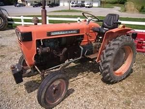 Kubota L210 Tractor Service Repair Workshop Manual