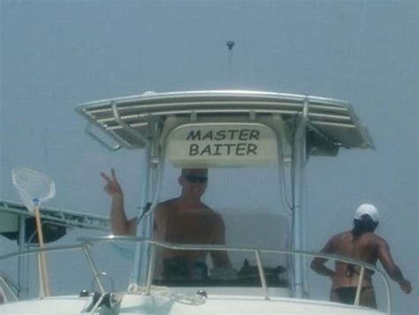Funny Boat Names Pictures