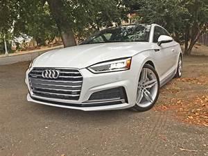 Audi A5 Coupé : 2018 audi a5 coupe 2 doors are sweeter than 4 review the fast lane car ~ Medecine-chirurgie-esthetiques.com Avis de Voitures