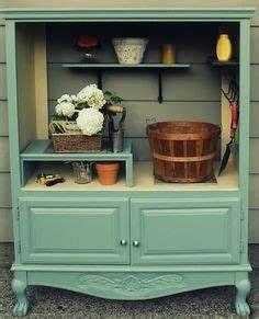 Schrank Bemalen Ideen : 1000 ideas about armoire decorating on pinterest armoires burlap living rooms and farmhouse ~ Orissabook.com Haus und Dekorationen
