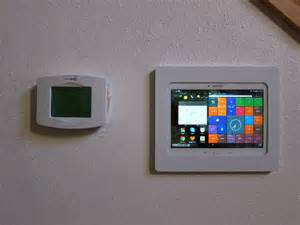 on wall android tablet mount for home residential