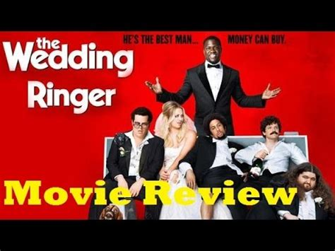 the wedding ringer 2015 movie review youtube