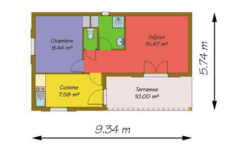 surface minimum d une chambre modèles de chalets et hll loisirs ossature bois brives
