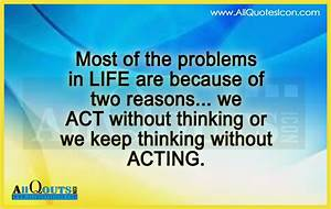 Problem in Life Quotes and Motivation Thoughts   www ...
