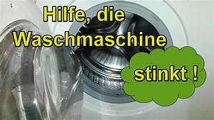Waschmaschine Riecht Unangenehm Was Tun : hilfe die waschmaschine stinkt was tun wenn die w sche riecht hausmittel tutorial ~ Markanthonyermac.com Haus und Dekorationen