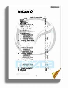 Mazda 6 Engine L8 Lf L3 Repair Manual