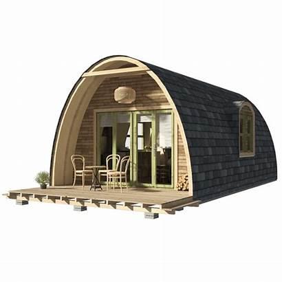 Pod Plans Cabin Construction Houses Tiny Bedroom