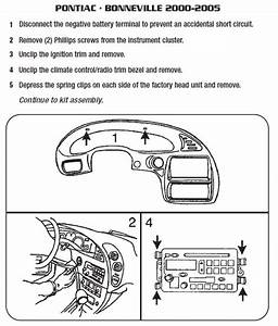 2004 Pontiac Bonneville Installation Parts  Harness  Wires  Kits  Bluetooth  Iphone  Tools  Wire