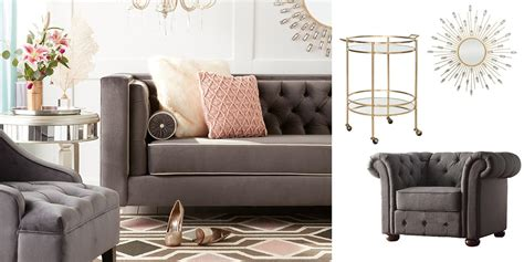 Dazzling Glam Decorating Ideas for Your Home - Overstock.com