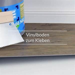 Vinylboden Kleben Auf Estrich : vinylboden verlegen und pflegen ~ Orissabook.com Haus und Dekorationen