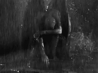 Dark Angel Rain Animated Rainy Night Twisted