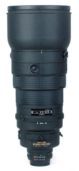 the nikon af i nikkor 400 mm f 2 8 d if ed lens specs