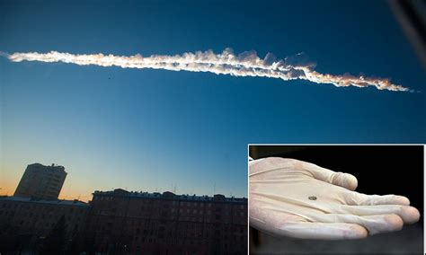 Meteor that crashed in Russia was part of a 656-foot wide ...