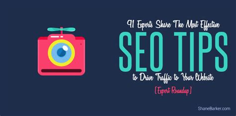 Best Seo Websites - 91 experts the most effective seo tips to drive