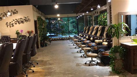 salon photo city garden nail bar  cary nc