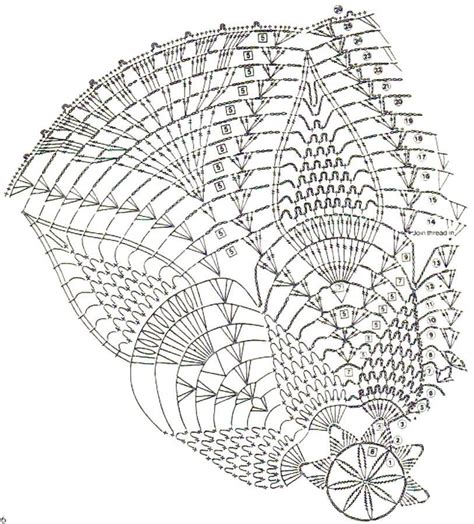 doily patterns crochet art