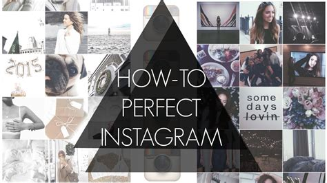 How To Make Your Instagram Theme Perfect Aesthetic