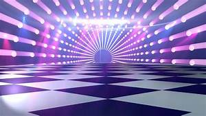 Virtual Studio Disco Dance Floor Background - For Use With ...
