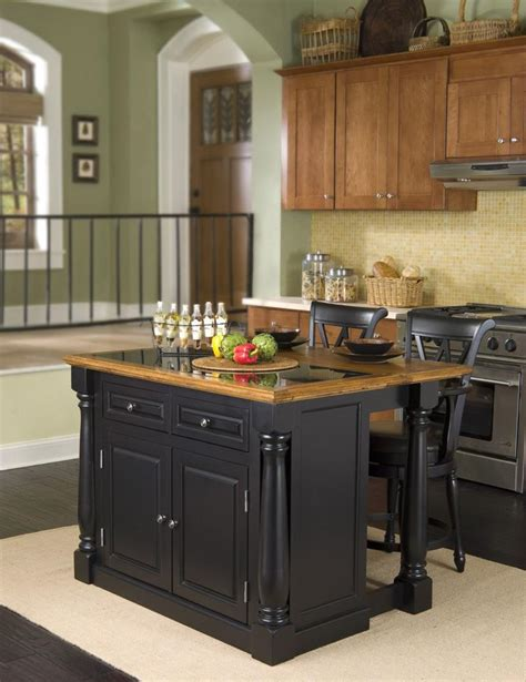 small kitchen with island design 51 awesome small kitchen with island designs 8105