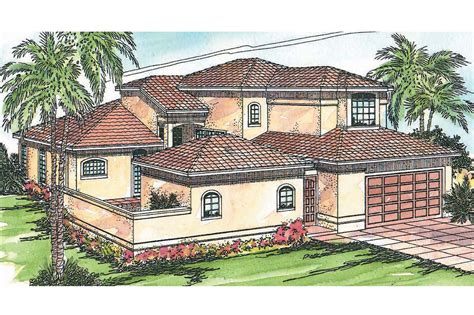mediterranean homes plans mediterranean house plans coronado 11 029 associated