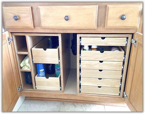 40 Under Cabinet Storage Bathroom, White Wooden Under Sink