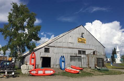 The Boat Shop Fairbanks by Alaska Canoe Rentals And Bicycle Rentals Canoealaska