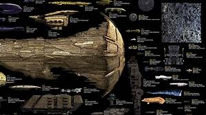 Incredible comparison chart lists almost every sci-fi ...