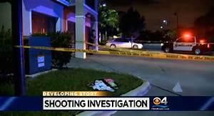 Man Shot In Miramar Florida Gunman On The Run
