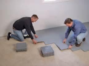basement sub floor matting options in chatham sarnia ontario basement