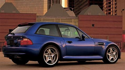 Bmw Z3 Shooting Brakebmw Z3 M Coupe The Bmw M Coupe Is A