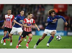 Southampton 00 Manchester United Match report Daily