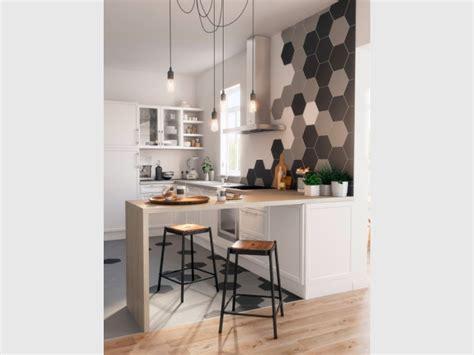 repeindre la cuisine 10 astuces pour agrandir une cuisine