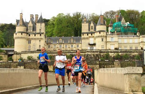 marathon azay le rideau marathon d azay le rideau