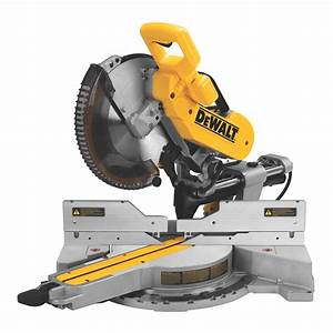 DEWALT DWS780 15 Amp 12 in. Sliding Compound Miter Saw | eBay