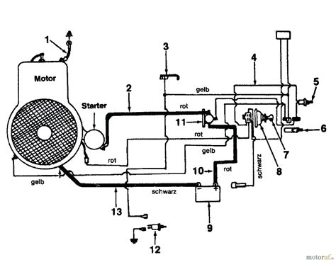 Bolens Amf Wiring Diagram Sample