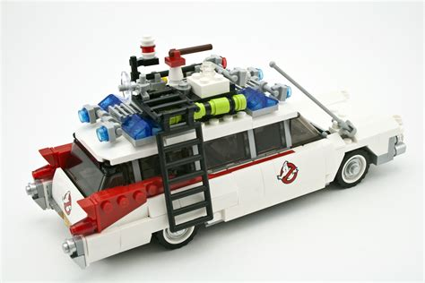 Ecto-1 Ghostbusters Car Ideas 21108