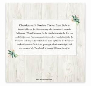 rustic romance tri fold wedding invitation rsvp loving With tri fold rustic wedding invitations