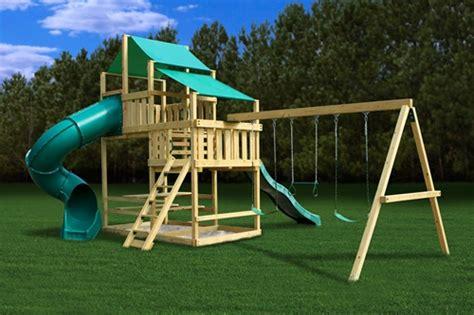 build  swing set plans     plans