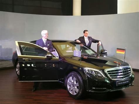 Are you looking to buy used mercedes benz cars in delhi, india? Mercedes-Maybach S600 Guard launched at Rs 10.5 crore in India - ZigWheels